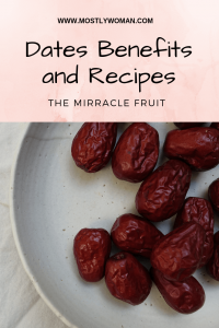 Here are some facts and healthy about this miracle fruit from the Middle East.