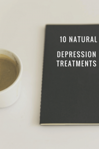 10 Natural Depression treatments
