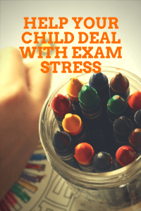 How to Help Your Child To Deal With Exam Stress