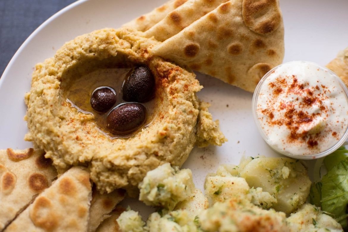 Fava Beans Hummus Recipe from Middle East for Hummus Lovers