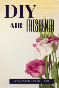 How To Make Air Freshener At Home With Only 3 Ingredients
