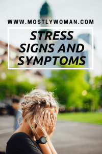 Stress often occurs with no symptoms and that does not mean it does not exist. It is very important to be careful because many diseases originate from stress. Also, it is important to pay attention to minor symptoms because psychosomatic illnesses are sometimes very hard to diagnose.