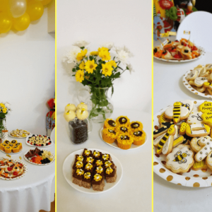 Bee Party – First Birthday Celebration