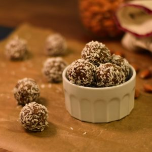 Healthy, Delicious and Nutritious Energy Balls