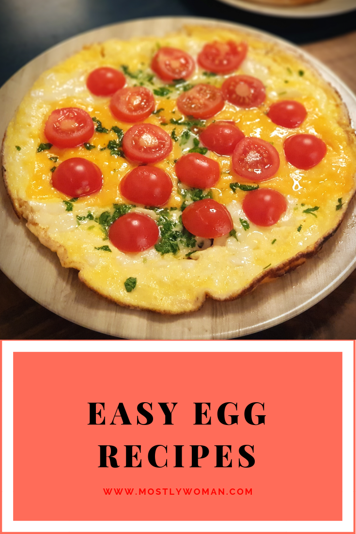 Easy egg recipes