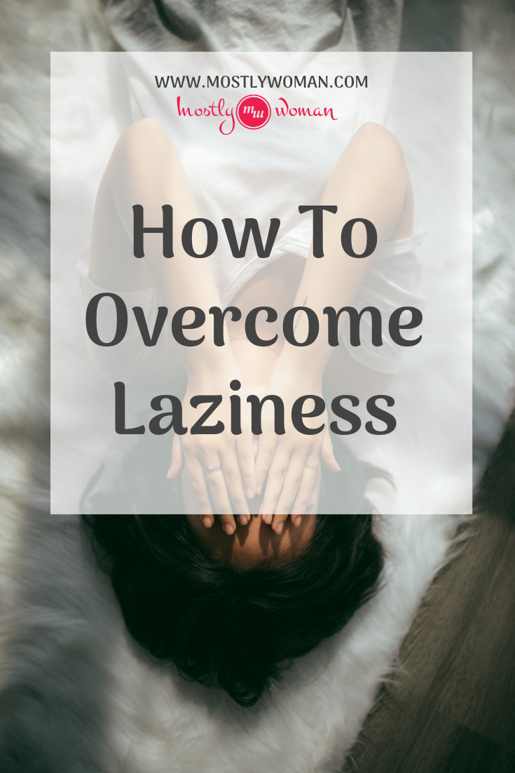 We are all searching for a happy life. And one thing we must remember is that we are creating our lives! How to overcome laziness living in the present moment?