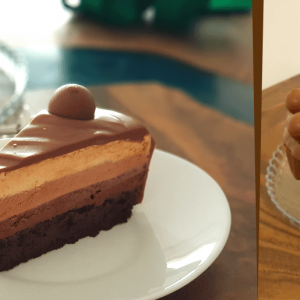 Lindt Chocolate Mousse Cake – The Queen of all Cakes