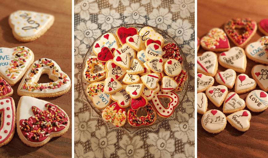 Let's Celebrate Love – Valentine's Cookies