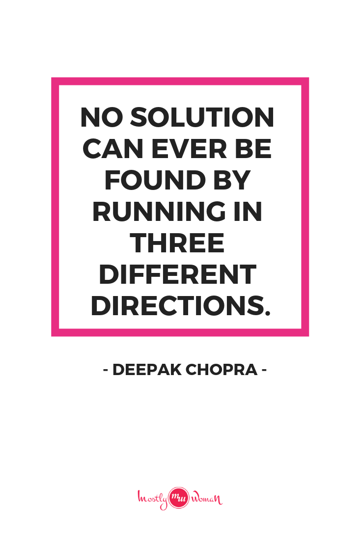 Personal development challenge with Deepak Chopra. If you are on a personal growth journey and want to live your best life, try this challenge with us. You will only need a notebook and a pen.