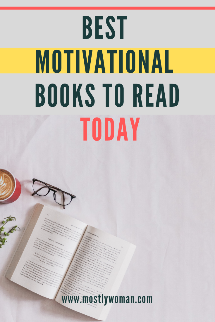 Here is my choice of motivational books that will change your life perspective and are a MUST for everyone on a personal development journey