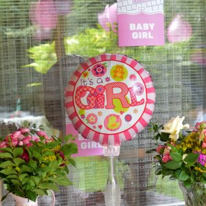 Baby Shower | Pink Party Organization