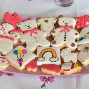 Baby Shower DIY Cookies