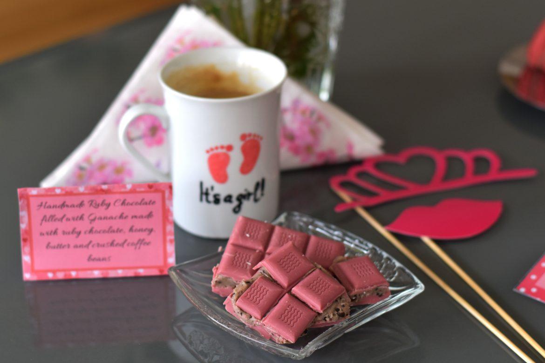 Ruby Chocolate, RB1, Callebaut