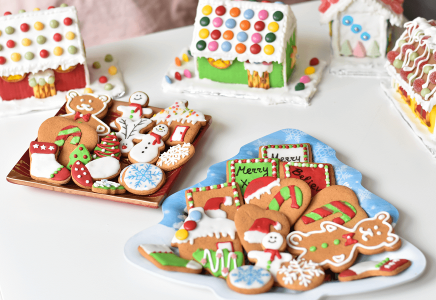 How to make Christmas Cookies  This year's favorite